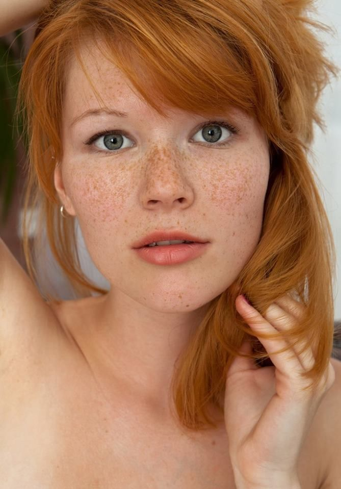 porn Red hair pussy
